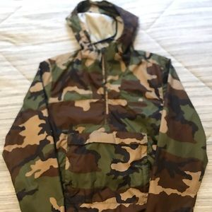North Face Fanorak Jacket